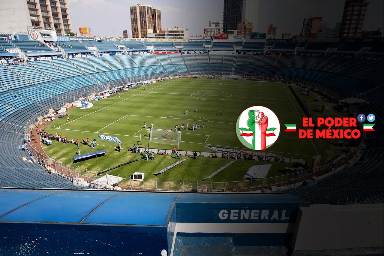 Nuevo estadio de Cruz Azul sería considerado para el Mundial de 2026