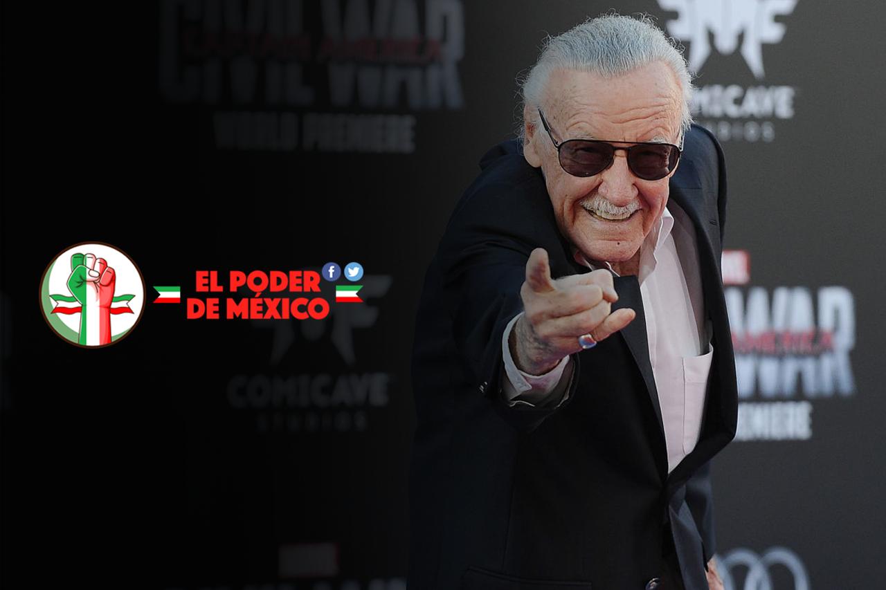 Muere Stan Lee a los 95 años de edad