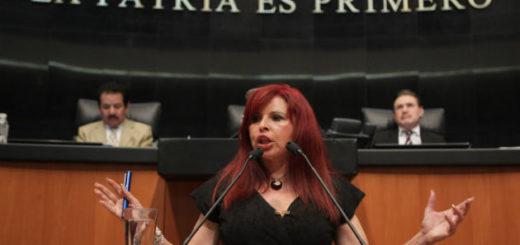 Layda Sansores luchadora social incansable
