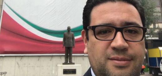 Noé Castañón es acusado de violencia intrafamiliar por su expareja