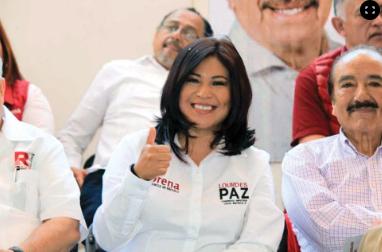 Lourdes Paz Reyes, Diputada de Morena defiende iniciativa de vender cerveza al tiempo
