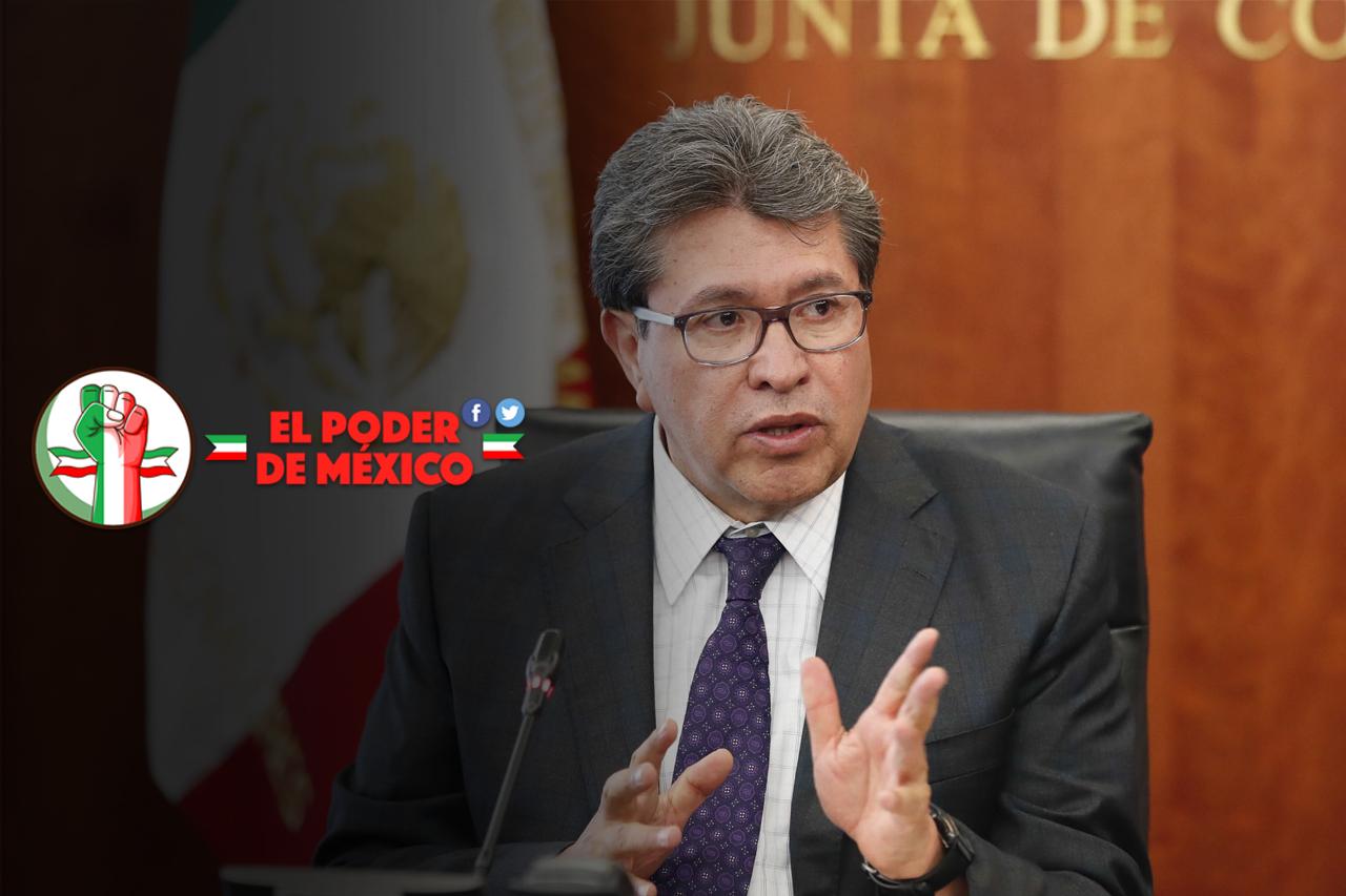 Quiere Ricardo Monreal un gabinete más cercano al Presidente